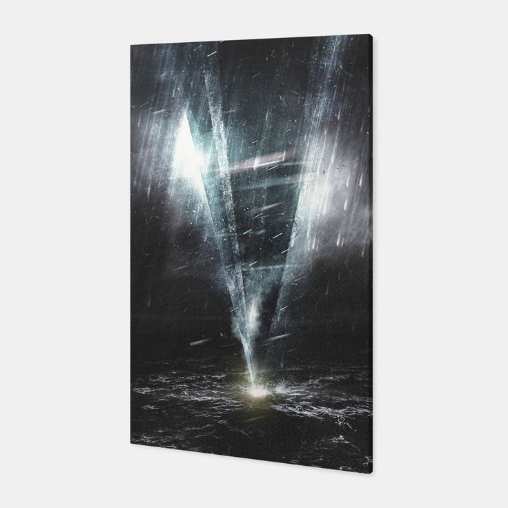 We come in peace Canvas, Live Heroes by HappyMelvin. #artwork #invaders #space #endoftheworld #artist #wallart #canvas