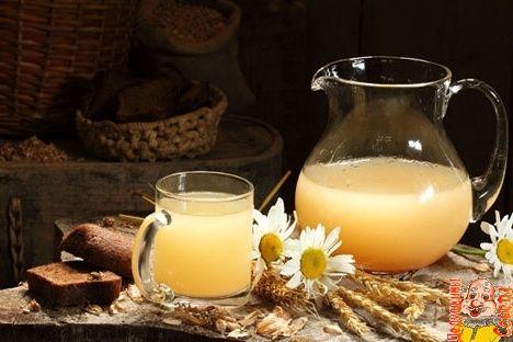 Рецепт ржаного кваса