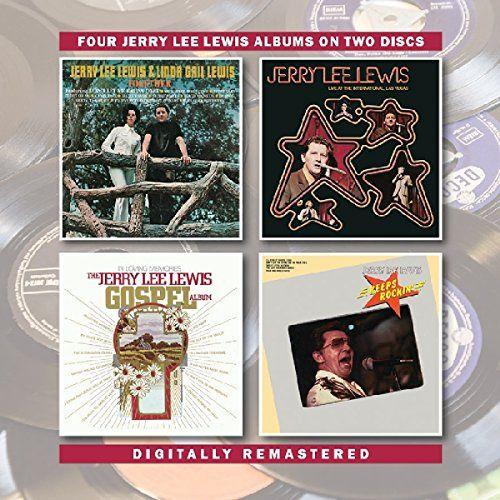 Jerry Lee Lewis - Together/live Las Vegas/gospel Album/keeps Rockin (Remastered) - Zortam Music