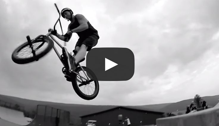 Matt Ray KILLED IT for Subrosa BMX brand at Woodward camp which resulted in this AMAZING video being produced. WOW. You MUST WATCH this.