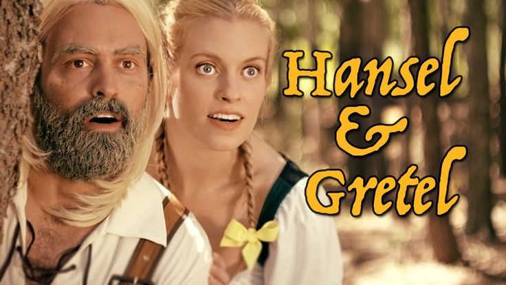 Rooster Teeth's Hansel and Gretel - RT Shorts 4K