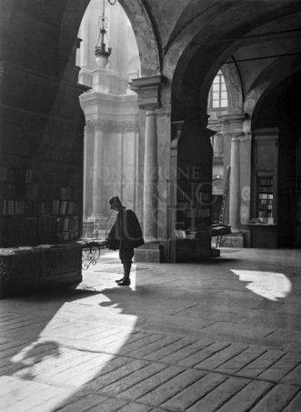 Kollectium - Gabinio Mario 1930. Portici di Piazza San Carlo - Fondazione Torino Musei