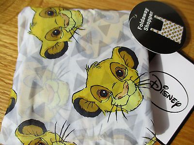 #license from #disney....special offer...   lion #king.... foldaway  shopping ba,  View more on the LINK: http://www.zeppy.io/product/gb/2/232008729895/