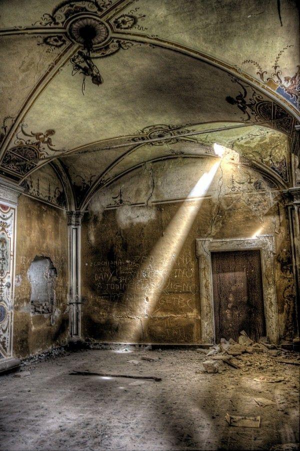 Scatti d'autore: Ville abbandonate
