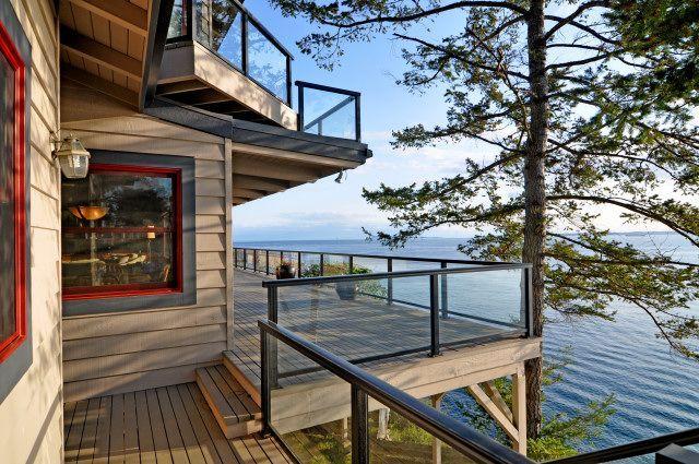 House vacation rental in Friday Harbor, WA, USA from VRBO.com! #vacation #rental #travel #vrbo