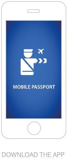 Mobile Passport Control App
