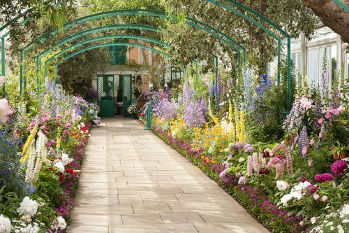 floralls: Monet's Garden byThe New York Botanical Garden