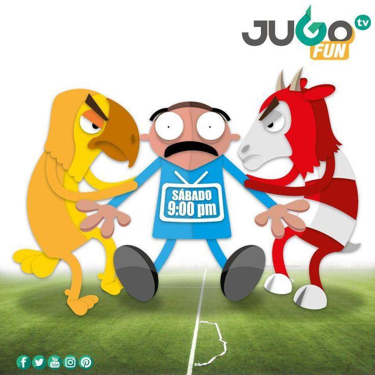 Chivas y América pelean por horarios #somosJUGOtv