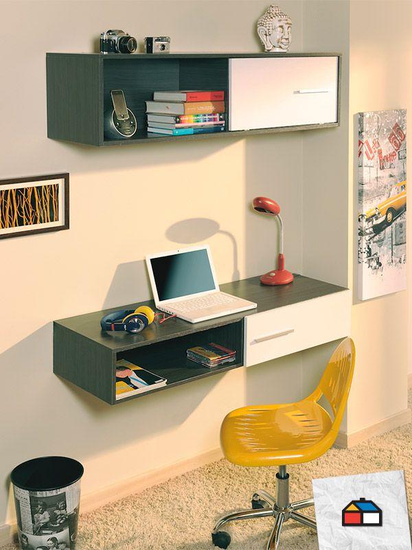 Optimización de tus espacios con muebles flotantes.