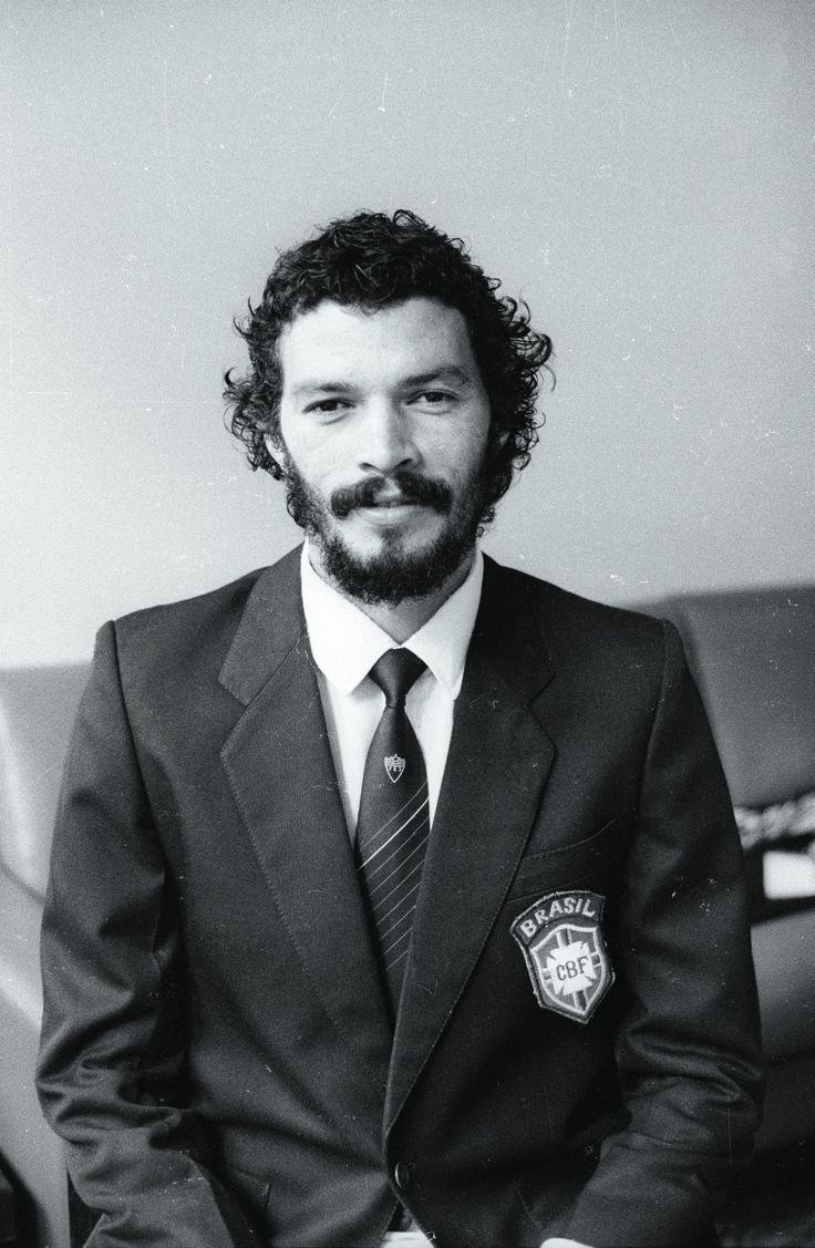 Socrates, early 1980s. #calcio #sport #storia
