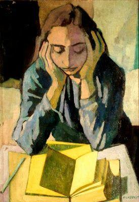 Felice Casorati (1883 - 1963)  pintor, escultor y grabador italiano.