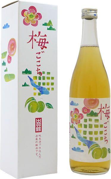 梅ごこち This is pretty . Some kinda fruit juice or is this sake? PD