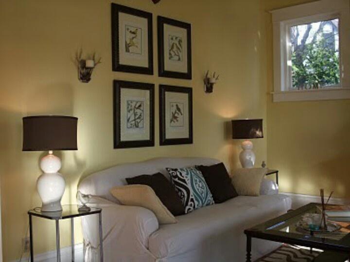 Hawthorne Yellow Basement Paint Colours Pinterest