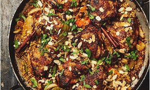 Yotam Ottolenghi's one-pot wonders – recipes | Life and style | The Guardian