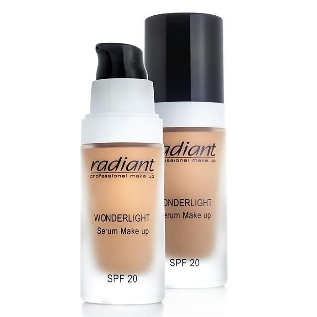 This is the makeup that will make you feel glamorous, while wearing and applying. Try our Wonderlight Make Up for a ultra-radiant complexion!  #makeup #foundation #liquidmakeup #radiantprofessional #wonderlight