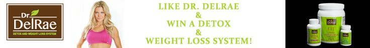 Today is the LAST DAY to Enter to WIN 1-month of Detox & Weight Loss System! Enter Now! #contests #health #wellness #diet #nutrition #fitness #workout #exercise #detox #weightloss #loseweight #sweepstakes
