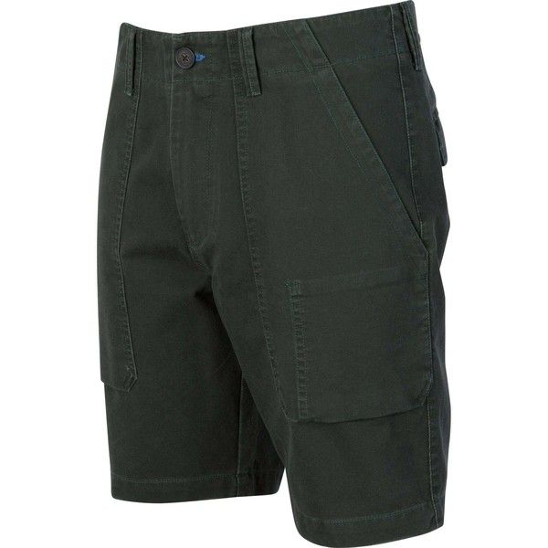 Billabong Unisex Westpoint Shorts ($32) ❤ liked on Polyvore featuring shorts, stealth, walkshorts, pocket shorts, billabong shorts, military shorts, walking shorts and billabong
