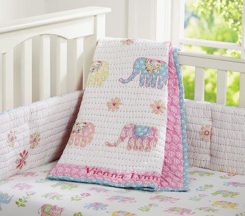 I'm in love!!: Elephants Nurseries, Baby Beds, Barns Kids, Cribs Beds, Nurseries Beds, Elephants Beds, Baby Girls, Vienna Elephants, Pottery Barns