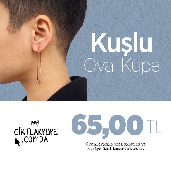 Mini mini bir kuş ve bir küpenin sevimli hikayesi...  Satın almak için;  http://www.cirtlakpupe.com/store/ProductDetails.aspx?productid=96173#.VBb_osJ_vi9