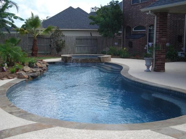 Houston Best In Ground Swimming Pools Swimming Pool