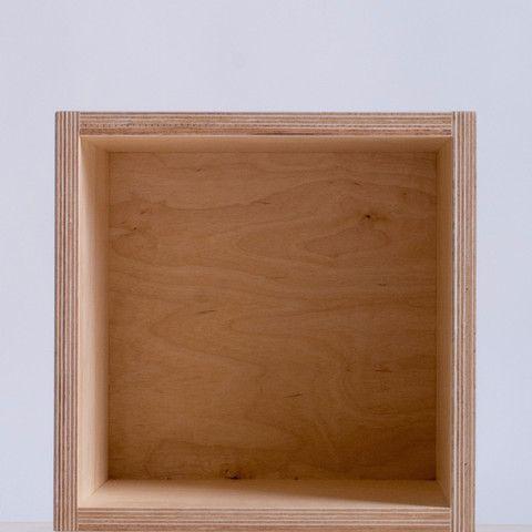 Storage Box/shelf – The Plywood Box Co.