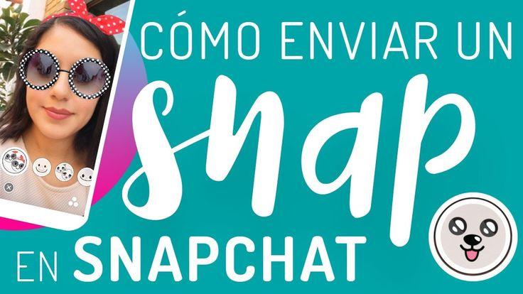 ¿Como enviar un Snap? 📱Breve video guía para enviar Snaps en Snapchat. 👍🏼 Incluye paso a paso cómo publicar snaps y una breve explicación de los principales elementos de Snapchat. usar snapchat |  enviar snap | guia snapchat | que es snapchat | filtros snapchat | snapchat ideas | snapchat business