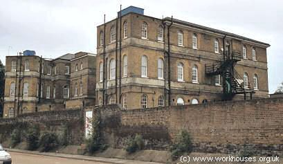 The City of London Poor Law Union and Workhouse
