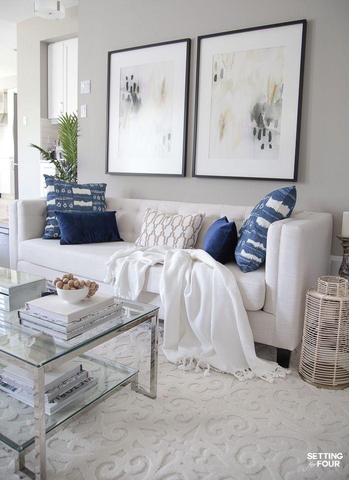 Elegant Living Room Decorating Ideas: Elegant Living Room Decorating Tips For Summer