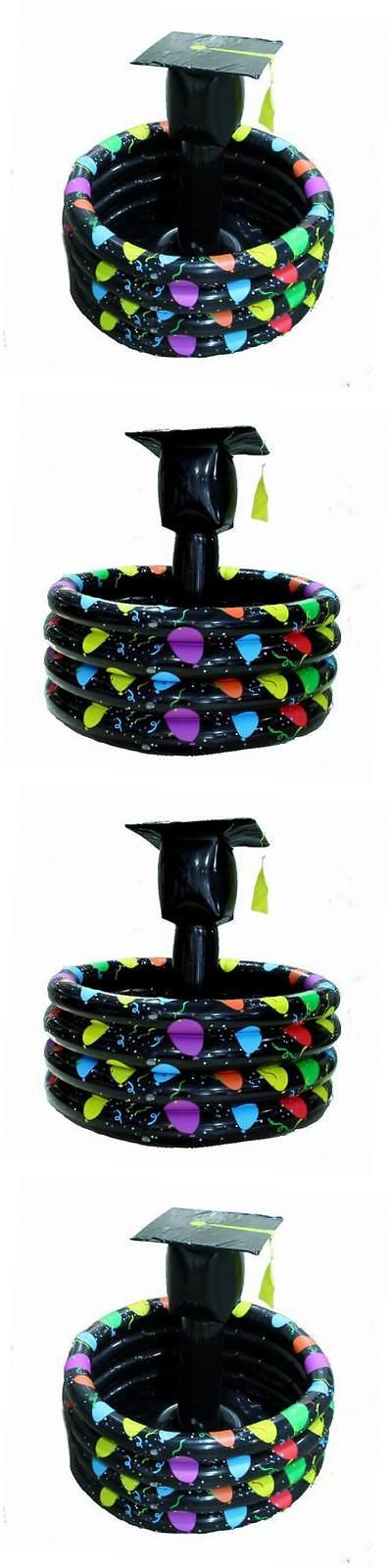 Inflatables 177759: Graduation Hat Inflatable Cooler Party Supplies By -> BUY IT NOW ONLY: $30.58 on eBay!
