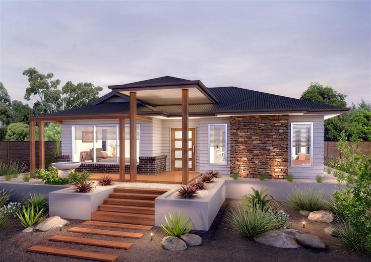 weatherboard australian houses - Google Search