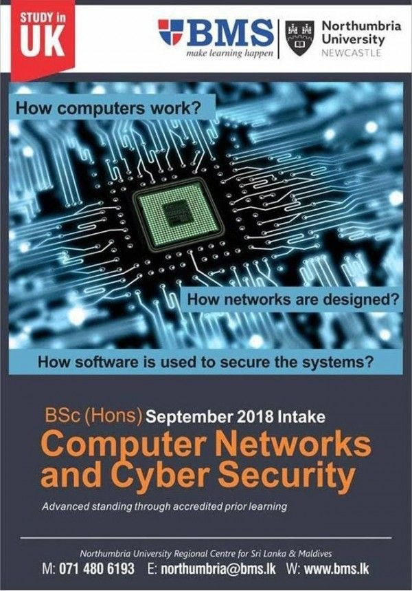 Bsc Hons Computer Networks And Cyber Security Computer Network Cyber Security Tuition Teacher