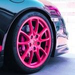 : 17 inch pink rims for sale