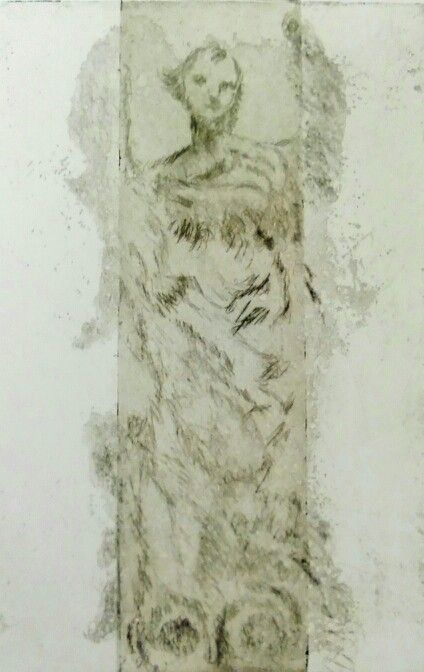 Dry point etching 2006