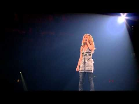 Celine Dion All By Myself (Live In Boston Taking Chances Tour 2008) <3