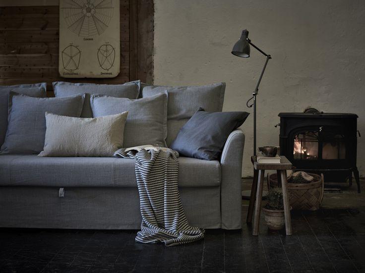 Nuove fodere per i divani HOLMSUND: