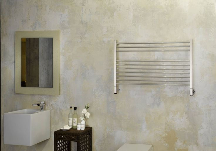 Why we *heart* the heated towel rail: *Damp free towels = hygienic environment *Reduces towel washing + drying = electricity + water    savings *Adds luxury to the #bathroom