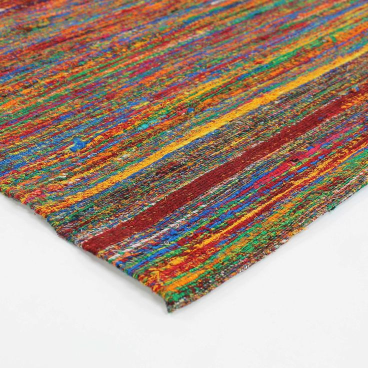 120x170cm Multicolore - Silk creative - Les tapis - Textiles et tapis ...