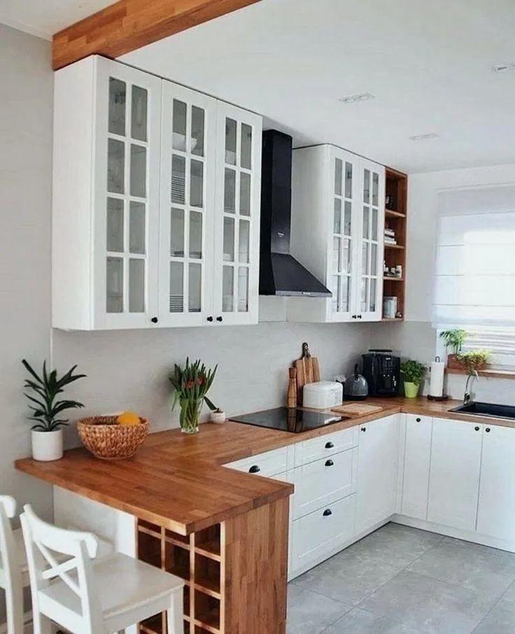 28 Small Kitchen Design Ideas: 28+ Remarkable Small Kitchen Remodel Granite Ideas In 2020