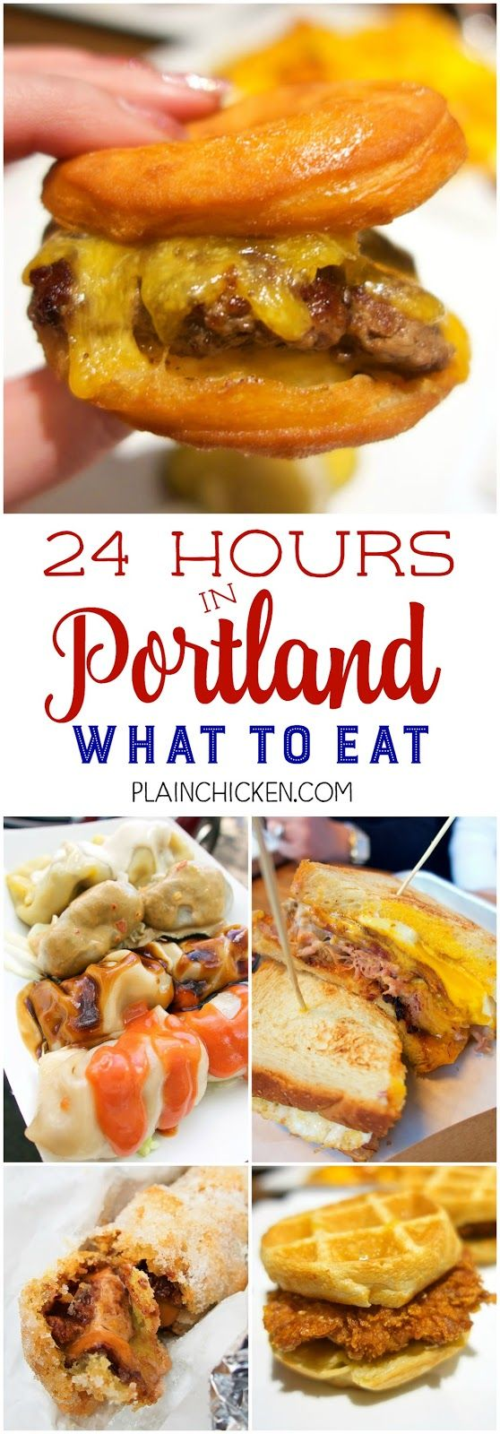 24 hours in Portland Oregon - what to eat! We didn't have a lot of time, but we packed in some AMAZING food! Life changing sandwiches,…