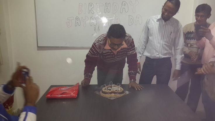 Birthday Celebration @ Jayanta Sengupta_009