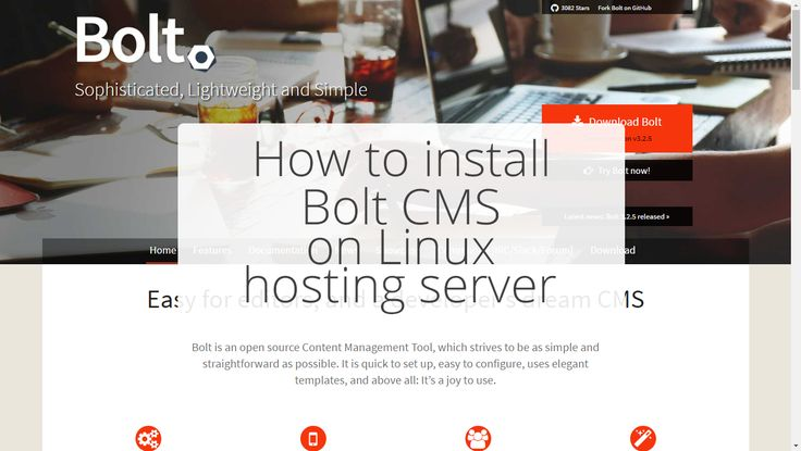 How to install Bolt CMS on GoDaddy linux hosting server?