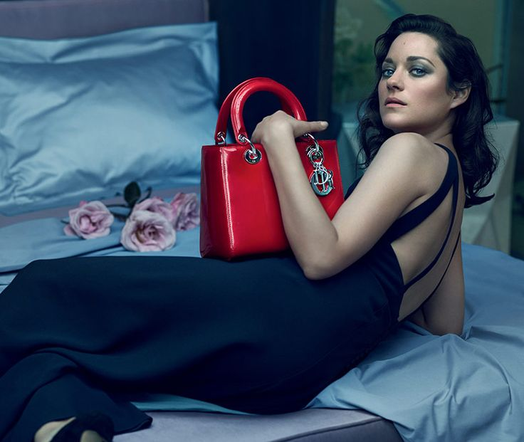 ABSOmarilyn: MARION COTILLARD BY MERT & MARCUS FOR 'LADY DIOR' 2015