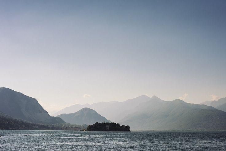 Maggiore Lake, Borromean Islands landscape - Destination Wedding Italy -  Princess Wedding www.princesswedding.it ph. Due Punti Wedding