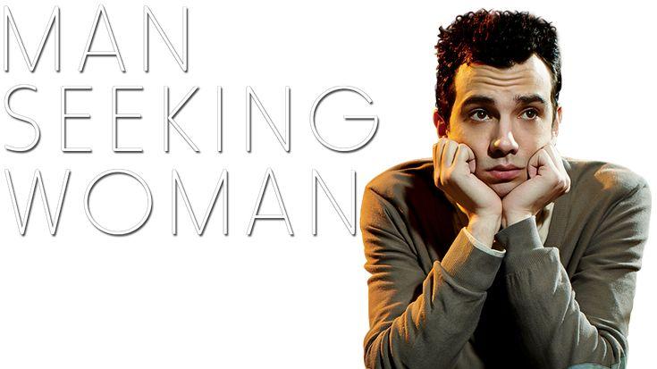 man seeking woman tv show | Man Seeking Woman | TV fanart | fanart.tv