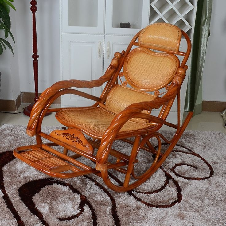 Furniture rocking chair lounge chair indoor and outdoor