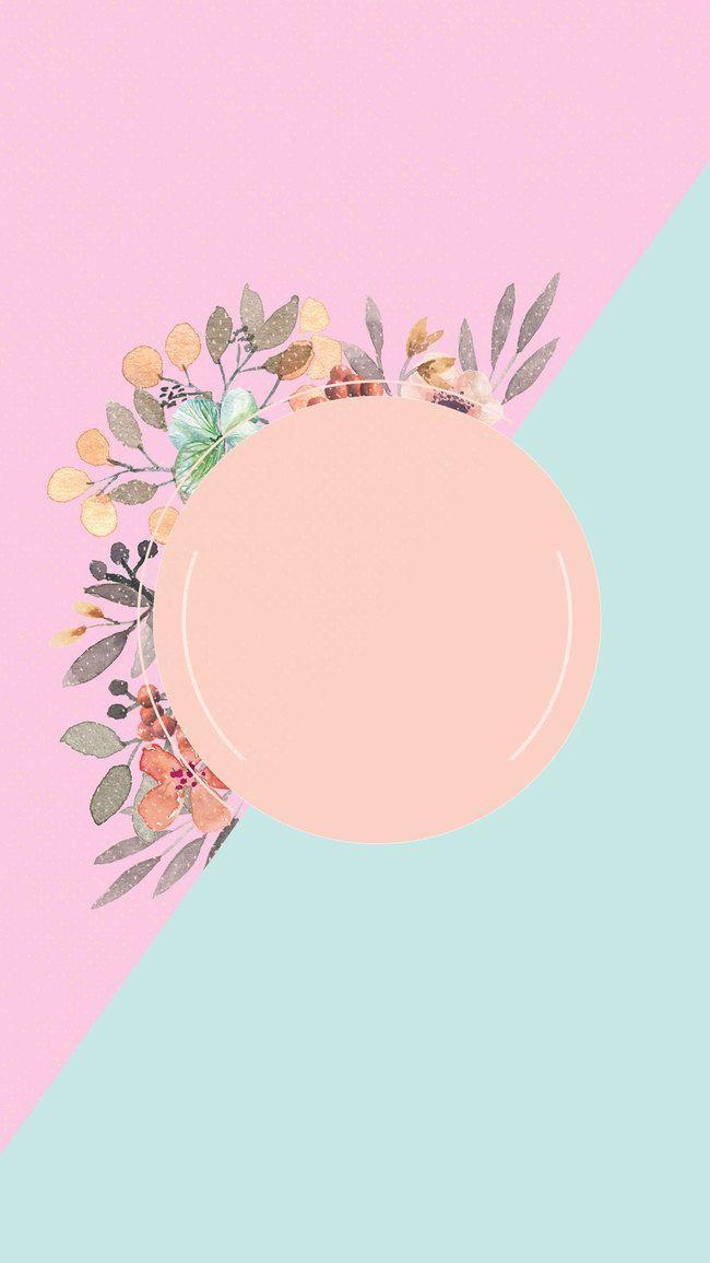 Instagram Fond Pour Story Template Instagram Fond Pour Post Fonds Gratuits Inspiration Instagram Stories In 2020 Flower Wallpaper Flower Frame Flower Backgrounds