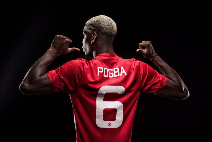 Welcome to Tunde Adenuga's Blog.: REVEALED: Pogba's shirt number at Man Utd