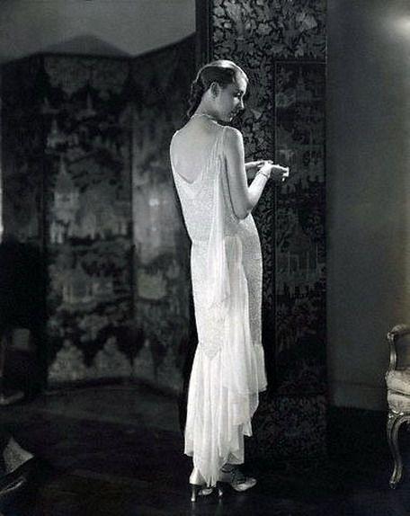 """Edward Steichen - Marion Morehouse en robe Chanel, 1924."" - Google Search"
