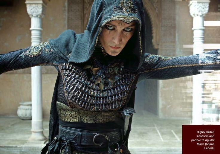 Assassin's Creed Movie Maria