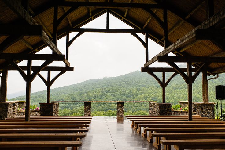 Chattanooga Outdoor Wedding Venue Debarge Winery Wedding | Moncrief Photography This would be a great view